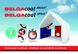 Belgacoat BRUSH & SPRAY